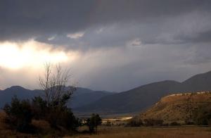 Montana thunderstorm - photo by chrisdat on Flickr