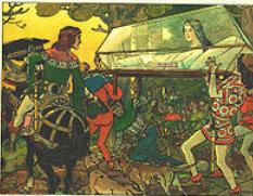 Prince wakes Snow White - Wikipedia photo