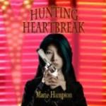 """Kelley also narrated """"Hunting Heartbreak vy Vanilla Heart author Marie Hampton."""
