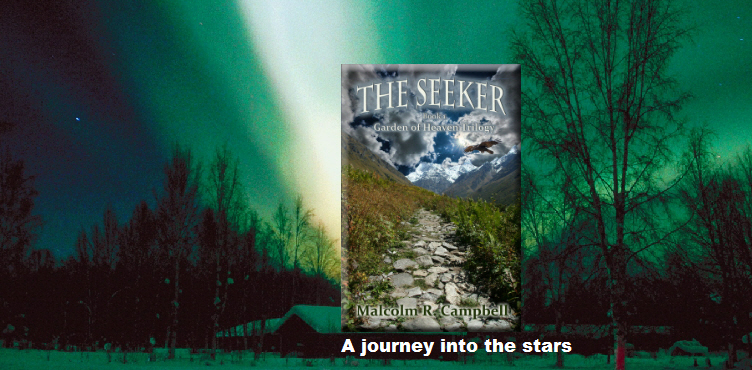 A Glacier Park novel on Kindle