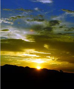 Mojave Sunset