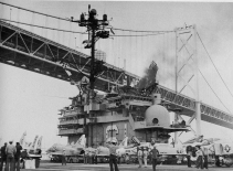 I served on board the USS Ranger