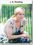 Readers were attracted to Rowling's books before they were attracted to her story about writing them. he story in your novel comes before the story of your life.