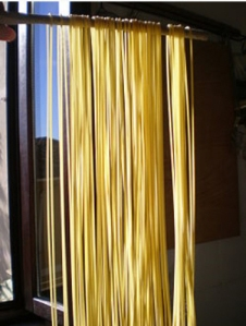 If my pasta ever looked like this, it was at the Mueller's factory.