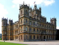 """Yep """"Downton Abbey"""" has the kind of space I need."""