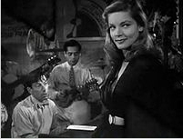 Hoagy Carmichael at piano, with Lauren Bacall in To Have and Have Not - Wikipedia photo
