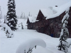 Sperry Chalet - NPS photo