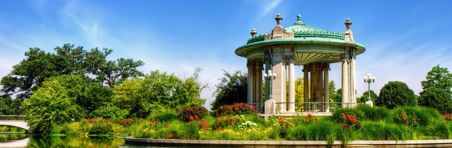 "Forest Park, St. Louis - ""Help sustain Forest Park as it sustains us all.""  - Forest Park Forever"