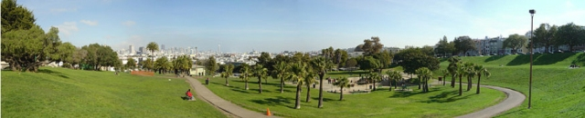Mission Dolores Park, San Francisco - Wikipedia photo
